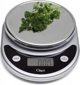 Ozeri Zk14 S Pronto Digital Multifunction Kitchen And Food Scale