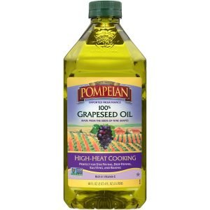 Pompeian 100% Grapeseed Oil