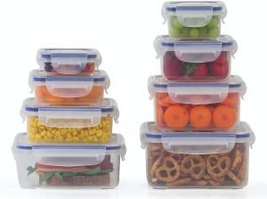 Popit Food Storage Containers