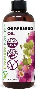 Premium Nature Grapeseed Oil