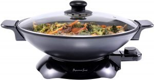 Professional Series Chef Electric Wok