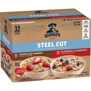 Quaker 3 Minute Oatmeal