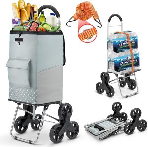 Royi Grocery Foldable Cart