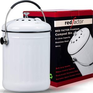Red Factor Compost Bin