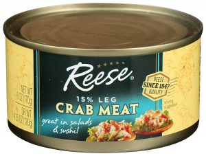 Reese Fancy Crabmeat
