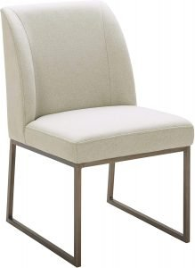 Rivet Contemporary Dining Chair