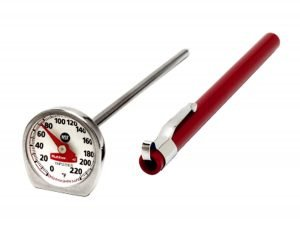 Rubbermaid Food Meat Instant Thermometer
