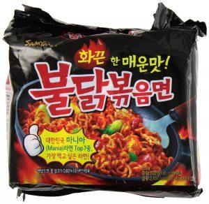 Samyang Halal Certified Instant Ramen Noodles
