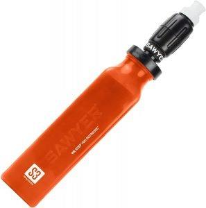 Sawyer Filter Water Bottle