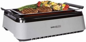 Simple Living Infrared Smokeless Grill