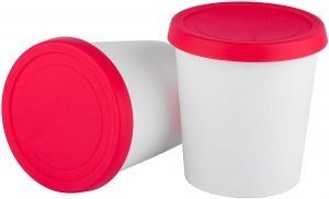 Star Pack Ice Cream Storage Containers