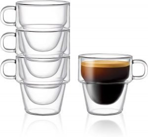 Stoiva Double Wall Espresso Insulated Cups