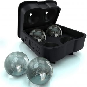 The Classic Chillz Ice Ball Maker Mold