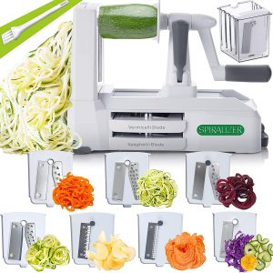 The Connected Home 7 Blade Vegetable Slicer