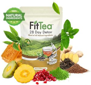 The Original Fittea 28 Day Detox Tea