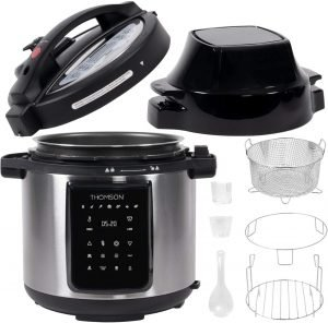 Thomson Tfpc607 9 In 1 Pressure And Air Fryer