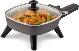 Toastmaster 6 Inch Electric Skillet