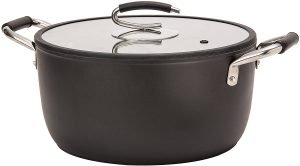 Vesuvio 8 Quart Nonstick Dutch Oven
