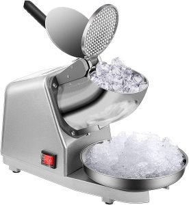 Vivohome Electric Dual Blade Ice Crusher