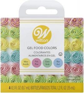 Wilton Food Coloring