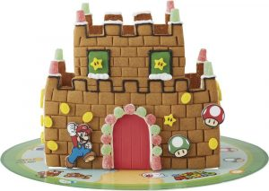 Wilton Super Mario Gingerbread Kit