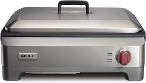 Wolf Gourmet's Precision Electric Griddle