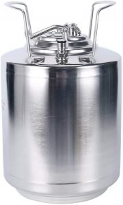Yaebrew Mini Ball Lock Keg System