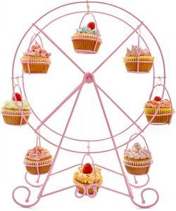 Zoie + Chloe Ferris Wheel Cupcake Stand