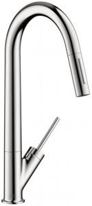 Axor Starck Luxury 1 Handle 18 Inch Tall Kitchen Faucet