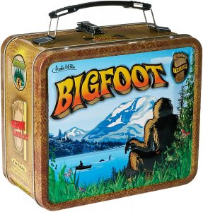 Accouterments 12493 Bigfoot Lunch Box