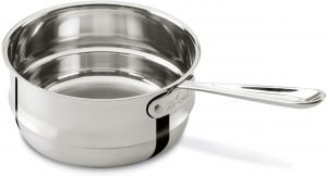All Clad Double Boiler Insert