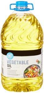 Amazon Brand Happy Belly Vegetable Oil