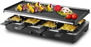 Artestia Raclette 1200w Table Grill