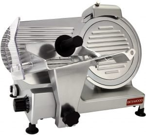 Beswood Electric Meat Slicer