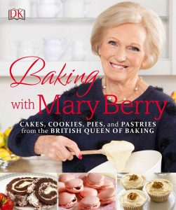 Baking With Mary Berry Cookbook
