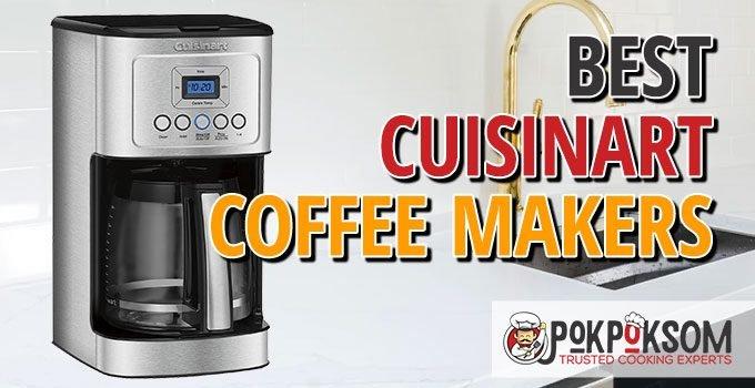 Best Cuisinart Coffee Makers