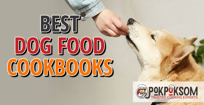 Best Dog Food Cookbooks