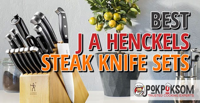 Best J A Henckels Steak Knife Sets