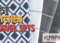 5 Best Kitchen Towel Sets (Reviews Updated 2021)