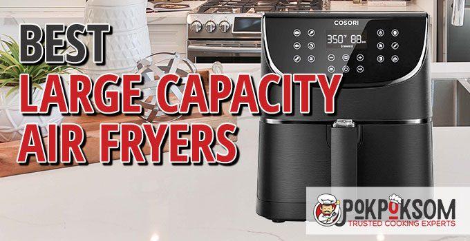 Best Large Capacity Air Fryers