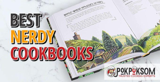 Best Nerdy Cookbooks