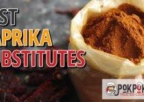 Best Paprika Substitutes