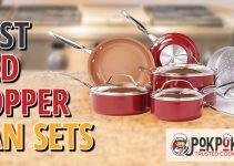 4 Best Red Copper Pans (Reviews Updated 2021)