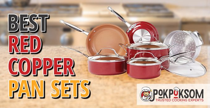 Best Red Copper Pan Sets