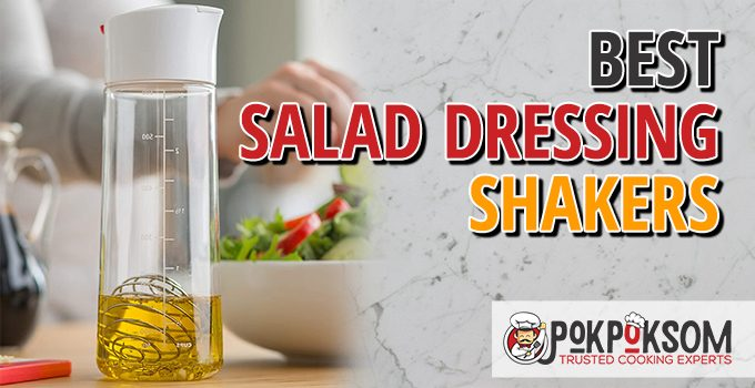 Best Salad Dressing Shakers
