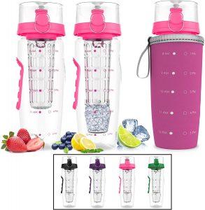 Bevo Fruit Infuser Water Bottle