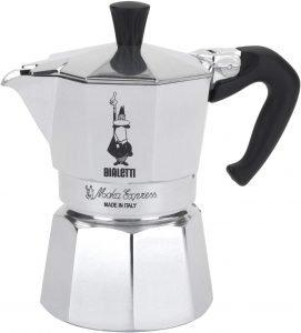 Bialetti Moka Express Stovetop Coffee Maker