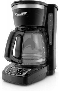 Black+decker 12 Cup Programmable Coffee Maker