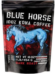 Blue Horse Kona Coffee