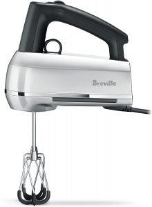 Breville Bhm800sil Hand Mixer